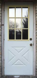 Metal doors 0007