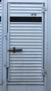 Metal doors 0009