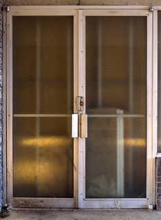 Metal doors 0012