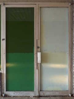 Metal doors 0013
