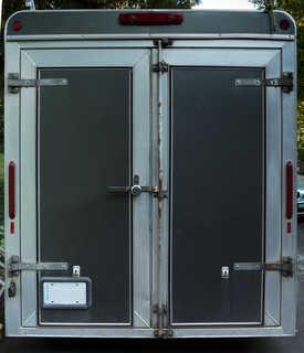 Metal doors 0017