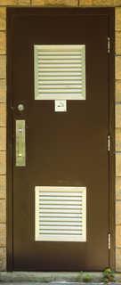 Metal doors 0018