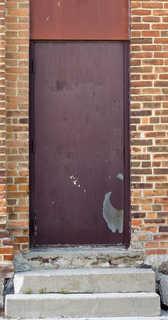 Metal doors 0022