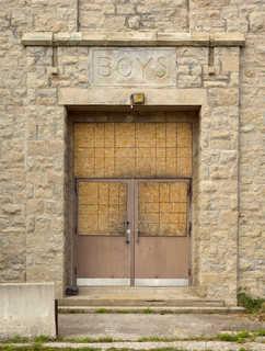 Metal doors 0023