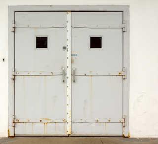 Metal doors 0024