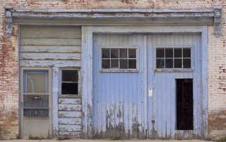 Metal doors 0025