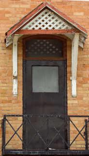 Metal doors 0027