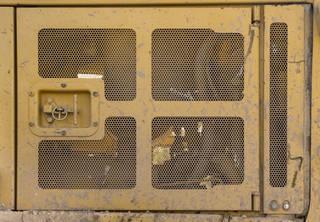 Metal doors 0029