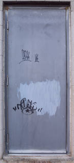 Metal doors 0030