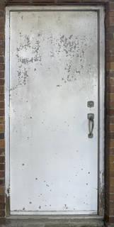 Metal doors 0032
