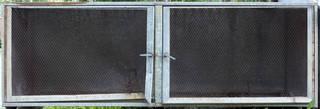 Metal doors 0034