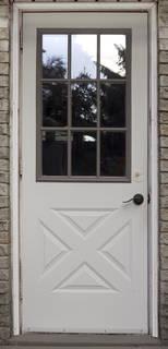 Metal doors 0036