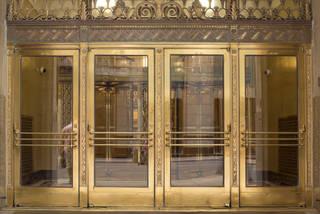 Metal doors 0037