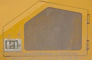 Metal doors 0041