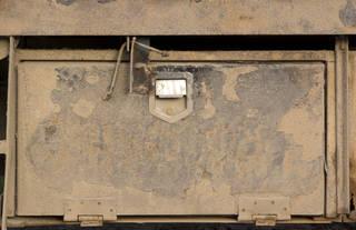 Metal doors 0044