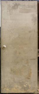 Metal doors 0049