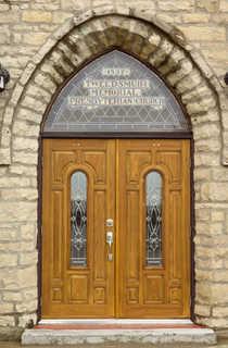 Wood doors 0052