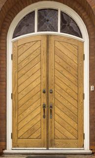 Wood doors 0075