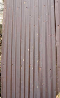 Corrugated metal 0008
