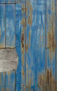 Corrugated metal 0016