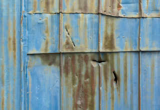 Corrugated metal 0017