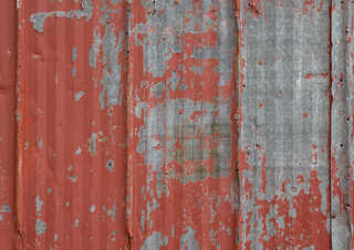 Corrugated metal 0018