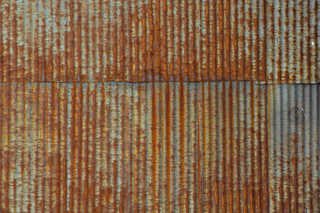 Corrugated metal 0019
