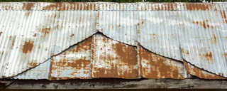Corrugated metal 0024