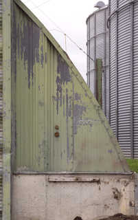 Corrugated metal 0026