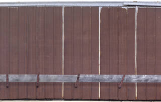 Corrugated metal 0038