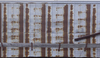 Corrugated metal 0039