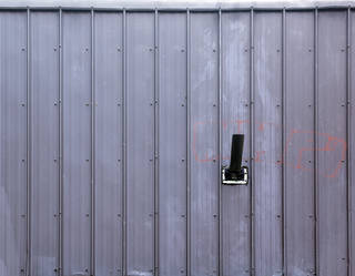 Corrugated metal 0043