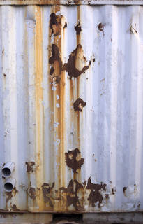 Corrugated metal 0045