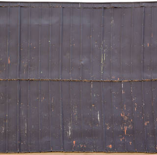 Corrugated metal 0049