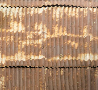 Corrugated metal 0056