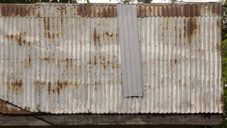 Corrugated metal 0058