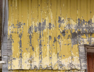 Corrugated metal 0062