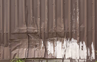 Corrugated metal 0066