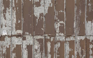 Corrugated metal 0068