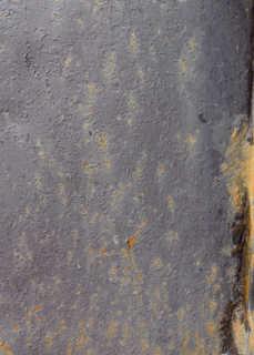 Painted metal 0026