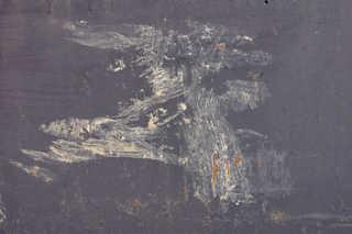 Painted metal 0027