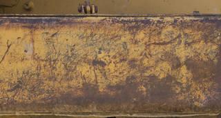 Painted metal 0047
