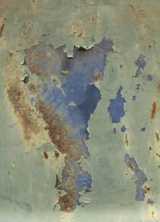 Painted metal 0052