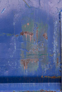 Painted metal 0059