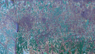 Painted metal 0060