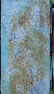 Painted metal 0064