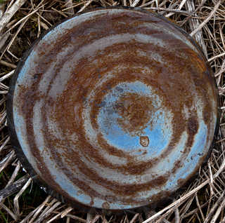 Rusty metal 0013