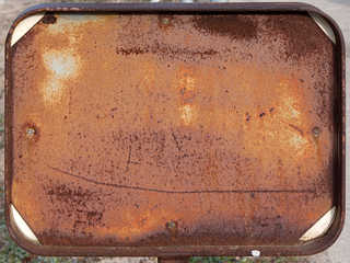 Rusty metal 0016