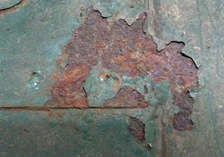 Rusty metal 0029