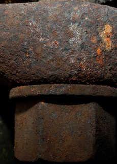 Rusty metal 0030